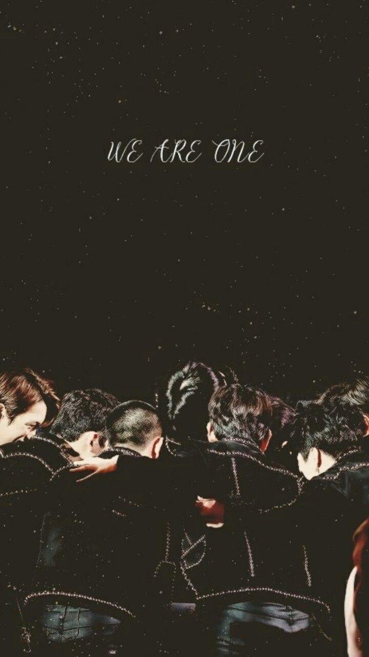 Exo Wallpaper My King Weareone Exo Exo We Are One Di