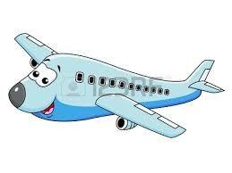Resultado de imagen para dibujos infantiles de aviones pintados