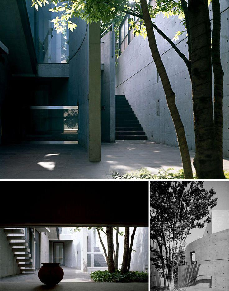 16 best kidosaki house images on pinterest tadao ando for Kidosaki house