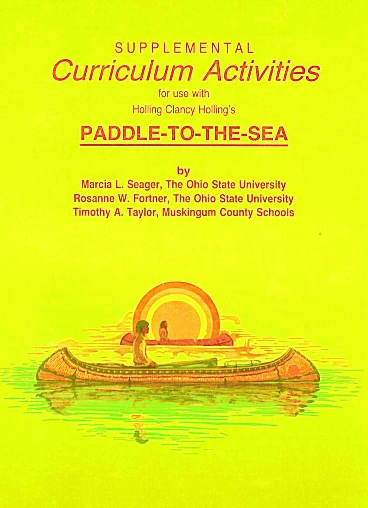 Paddle to the sea activities