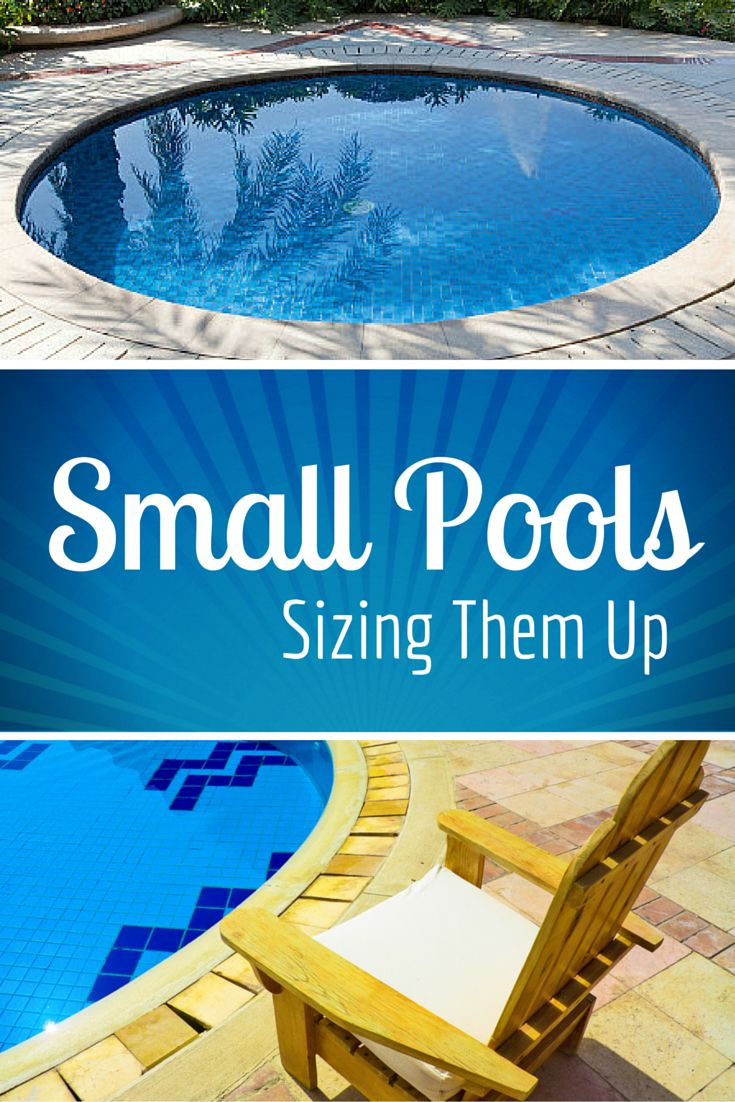 191 Best Images About Plunge Pools On Pinterest Small