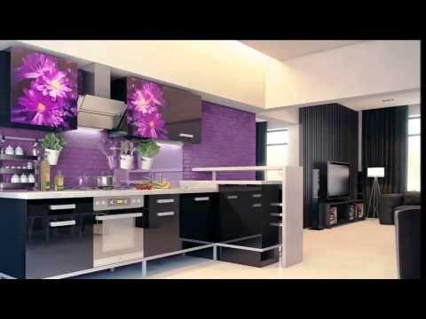 Die besten 25+ Lila küchen designs Ideen auf Pinterest Lila - wohnzimmer lila weis
