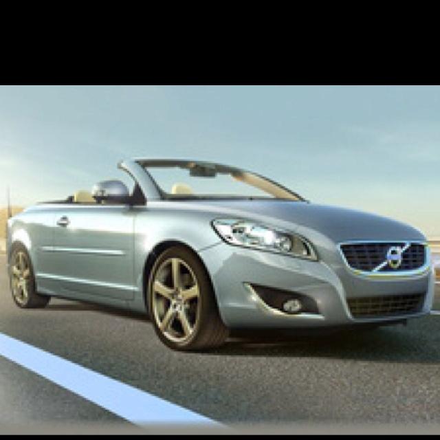 2012 Volvo c70...my NEXT dream car!