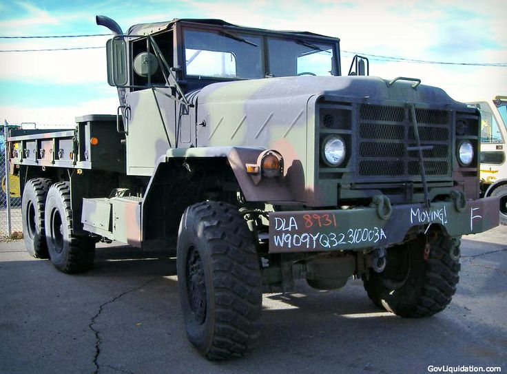 Military Surplus Auction >> Looking for Military Vehicles? Bid on trucks like this M923A2, 5-Ton, 6x6 Cargo Truck on ...