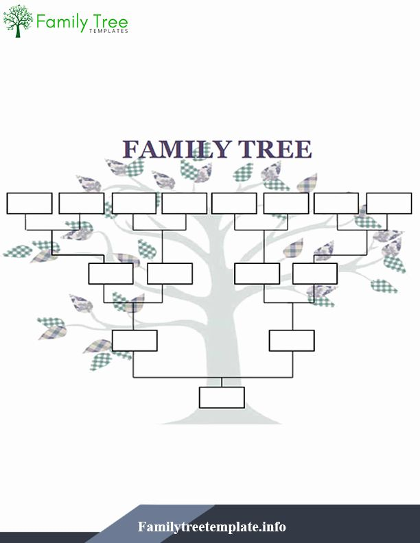 How To Make A Family Tree On Google Slides : family, google, slides, Family, Template, Google, FamilyScopes