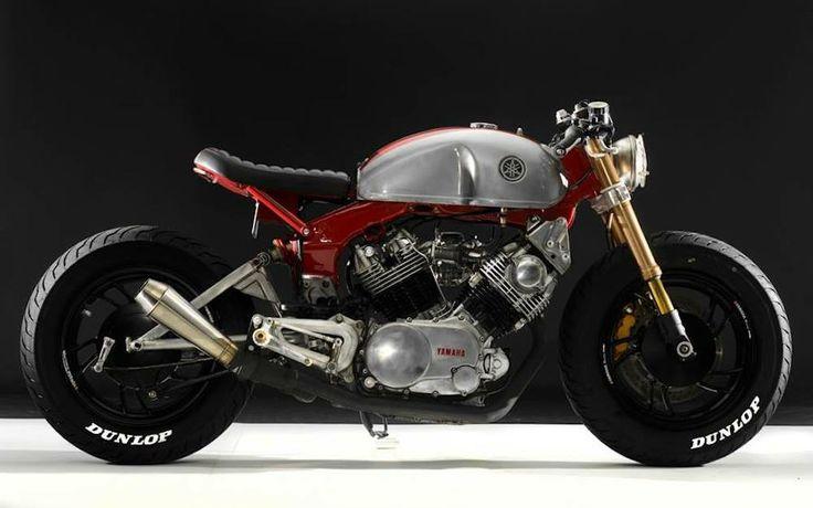 #YAMAHAが美しい #yamaha #motorcycle #bikerlive #lifestyle #retro #oldschool #motocicletas #caferacer #dunlop #tires
