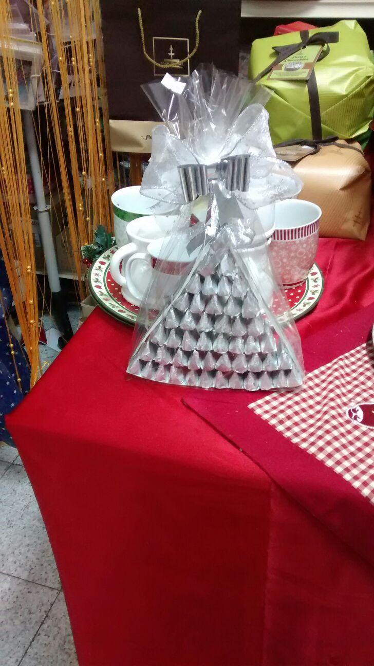 Confezioni, idee regalo per Natale