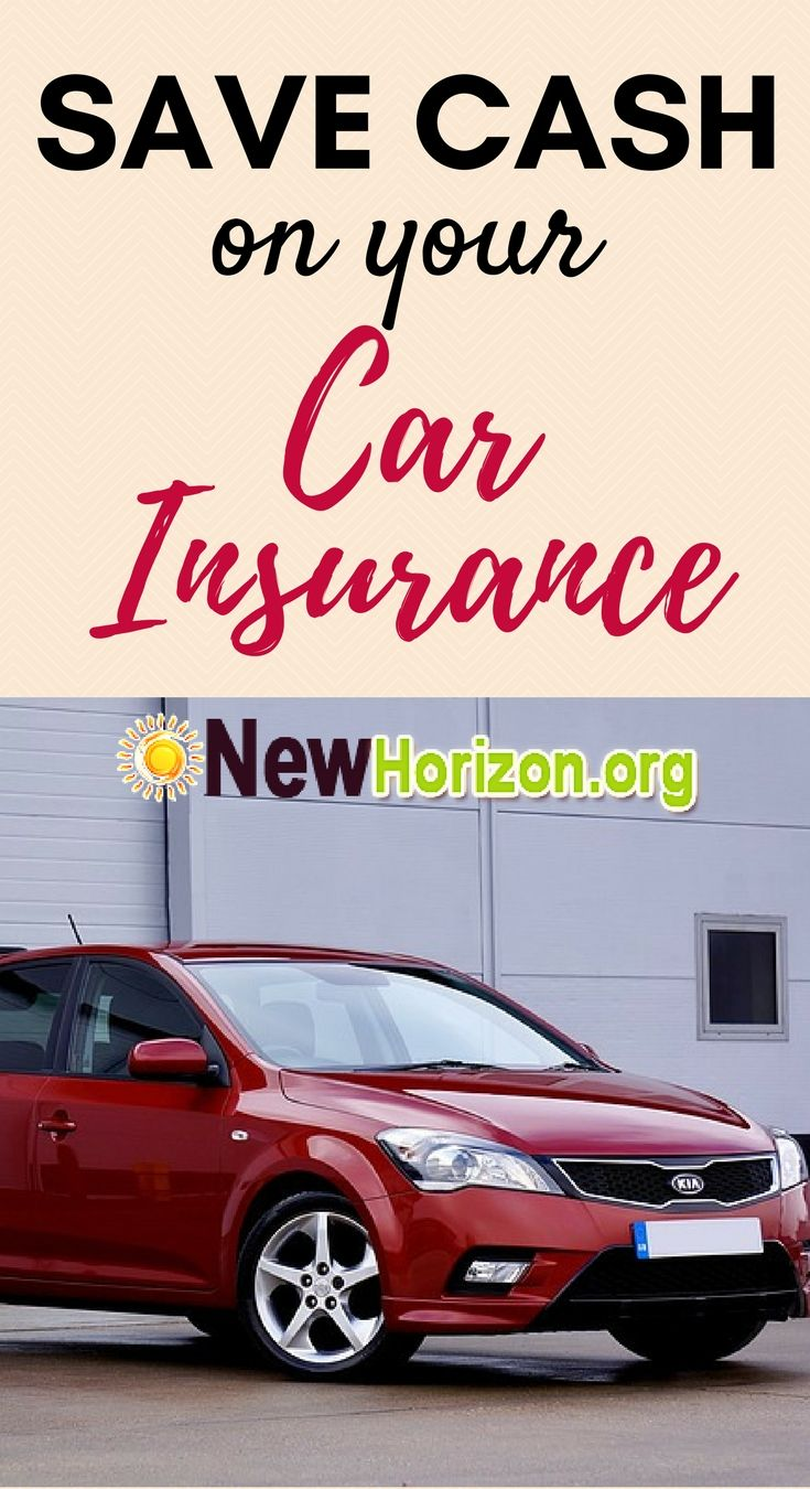 Tips On How To Save Cash On Your Car Insurance This Year Insurance