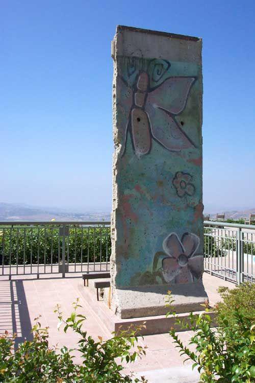 Reagan Library - Berlin Wall