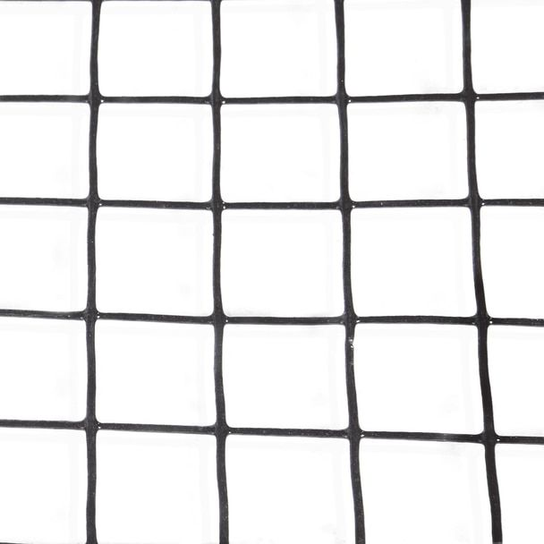 16 Gauge Black Vinyl Coated Welded Wire Mesh Size 1 5 Inch By 1 5 Inch Wire Mesh Black Vinyl Pvc Coat