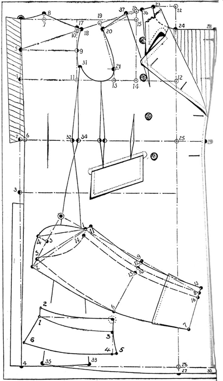 1940s pattern