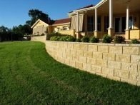 Amber Tiles Kellyville: Build a retaining wall in hours not days with the revolutionary Deco Block system. Each block is pre-faced with natural stone, and is ideal for DIY garden edges and low retaining walls, requiring little or no skill to install. Suitable for Outdoor Areas, Pools and Spas, Driveways. To see more colour ranges go to Amber online:http://www.ambertiles.com.au/products/retaining-walls/item/132-amber-deco-block
