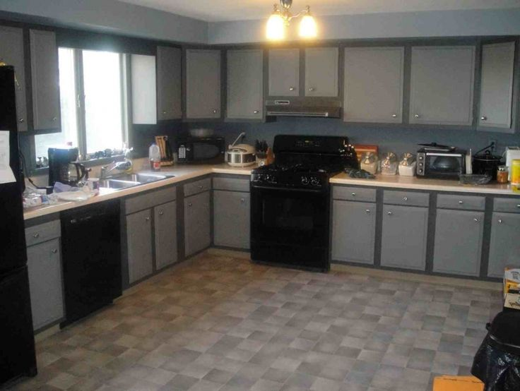 Colors For Kitchens With Black Appliances