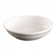 SOY DISH ROUND 80MM  $0.66 Soy sauce is a great dipping sauce for many meals. Present the sauce in an easy to dip container.
