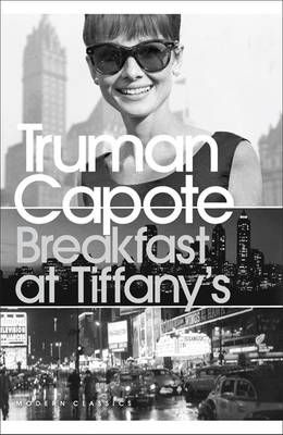 Breakfast at Tiffany's by Truman Capote #125 Best Ever Books. I have to read it one day.