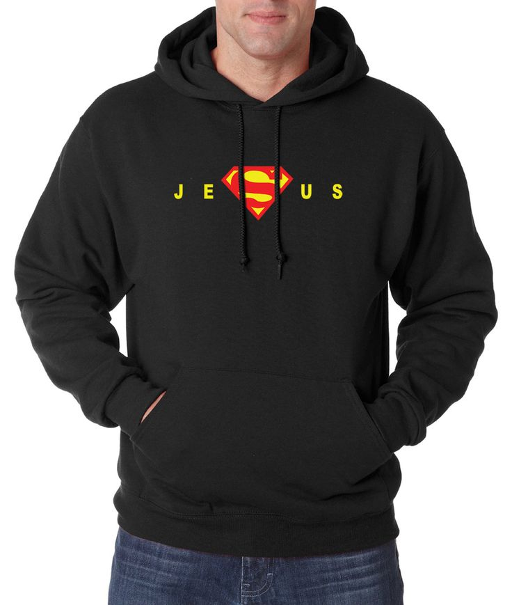 Super Jesus Christ hoodies 2016 autumn winter new men sweatshirt casual warm fleece Superstar hooded loose fit men's sportswear #Affiliate