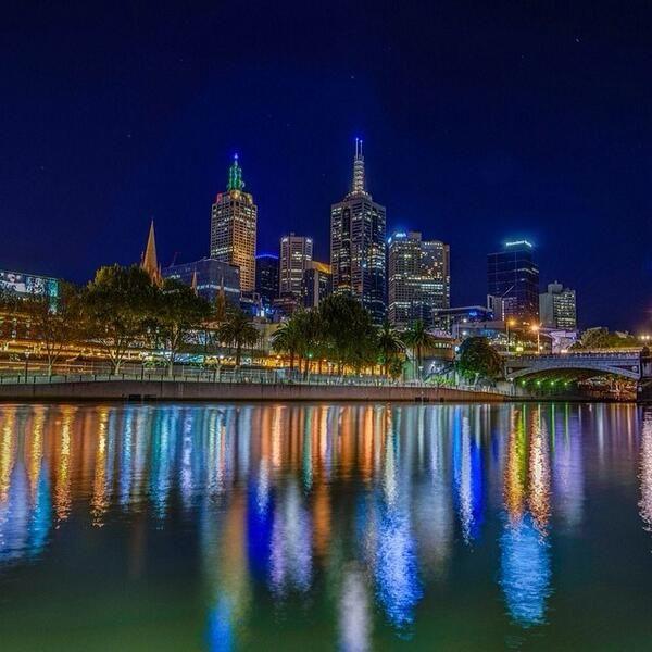 Melbourne. Victoria. AUSTRALIA