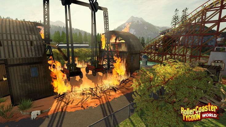 New information on the RollerCoaster Tycoon World Coaster Editor Info