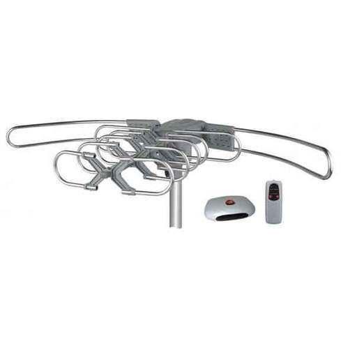 how to set up outdoor tv antenna