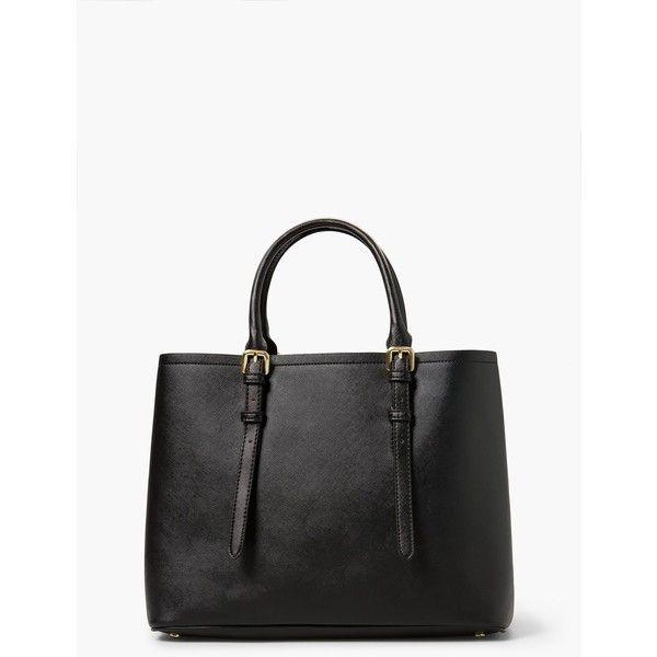 MANGO Adjustable Tote Bag (55 CAD) ❤ liked on Polyvore featuring bags, handbags, tote bags, mango, mango purse, mango handbags, mango tote bag, white purse and white handbags