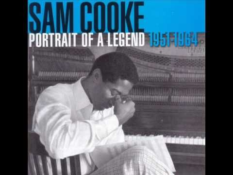 Sam Cooke - I'll Come Running Back To You ~ In my Opinion Sam Cooke's voice was just as great as THE KING'S or maybe even better.