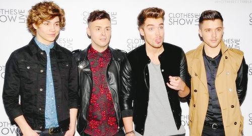DECEMBER 8TH 2013 CLOTHES SHOW LIVE