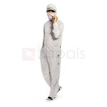 Mens Moisture Wicking Anti-Mosquito Fishing Suit Summer Outdoor Clothing