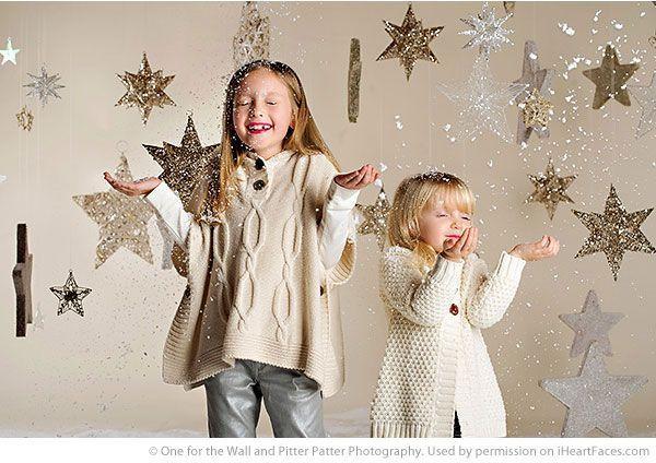 Holiday / Christmas. A fun and festive holiday photo.