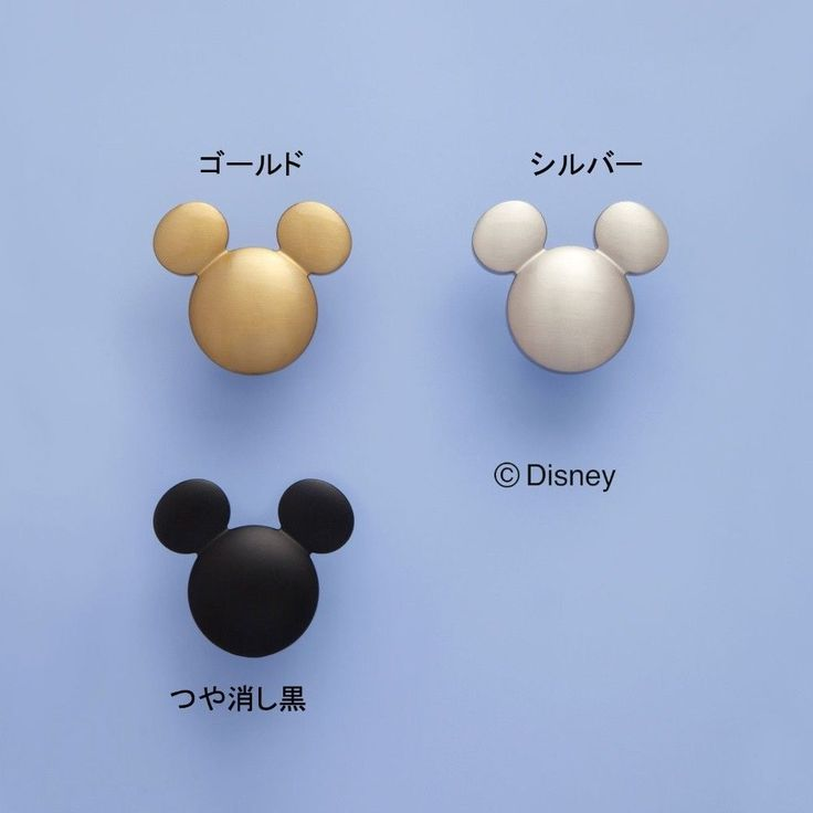 New Disney Furniture knob Mickey Mouse knob #Disney