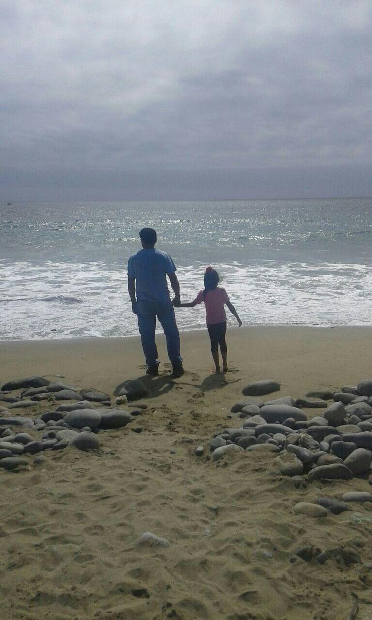 Te amo mucho papá con todo pero todo mi corazón, gracias por ser tan buen papá ❤❤❤❤