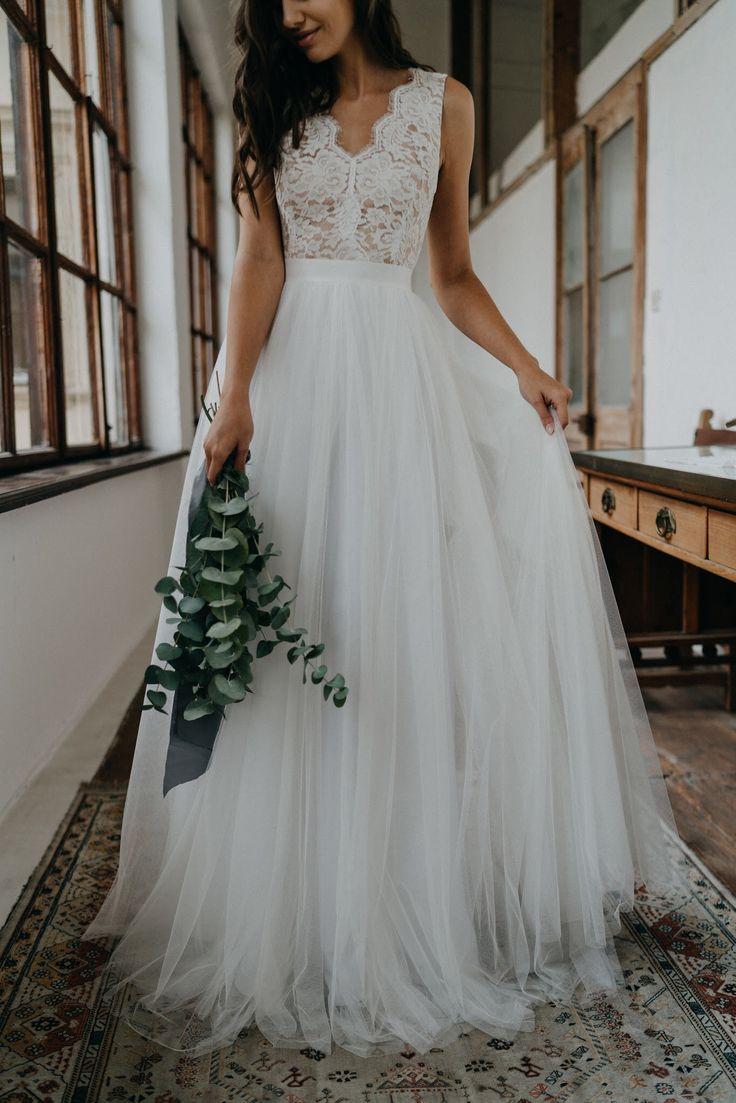 Dein einzigartiges Brautkleid nach Maß, handgefertigt aus feinsten Stoffen und …