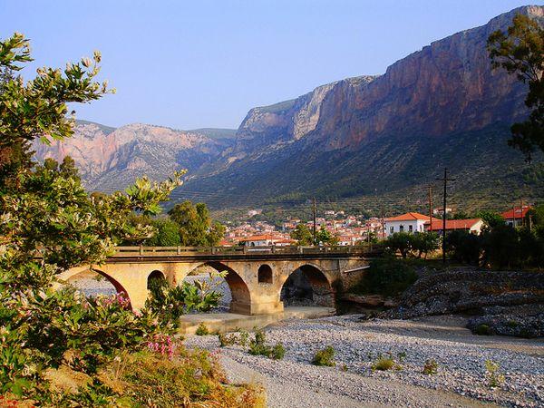 Leonidio, Greece | Smile Greek