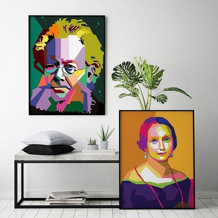 Camilla Collett var forfatter kvinnesakskvinne og debattant. Men visste du at hun også var en av modellene for Henrik Ibsens Nora?