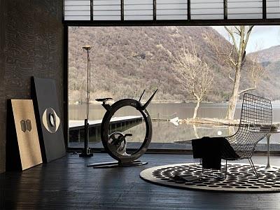 Die besten 25+ Modern home gym equipment Ideen auf Pinterest - fitnessstudio zuhause einrichten