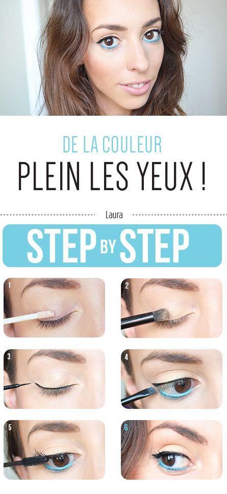 "Eyeliner crème ""Teal Tease"" (#81163) http://www.eyeslipsface.fr/produit-beaute/eyeliner-creme"