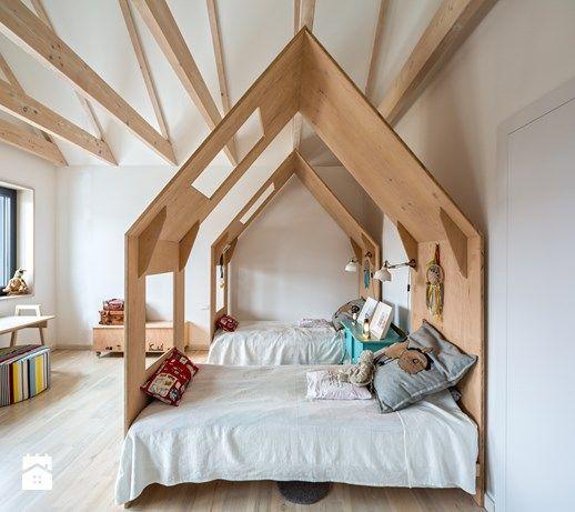 Fence-House - Pokój dziecka, styl nowoczesny - zdjęcie od mode:lina modern | scandinavian | kids room