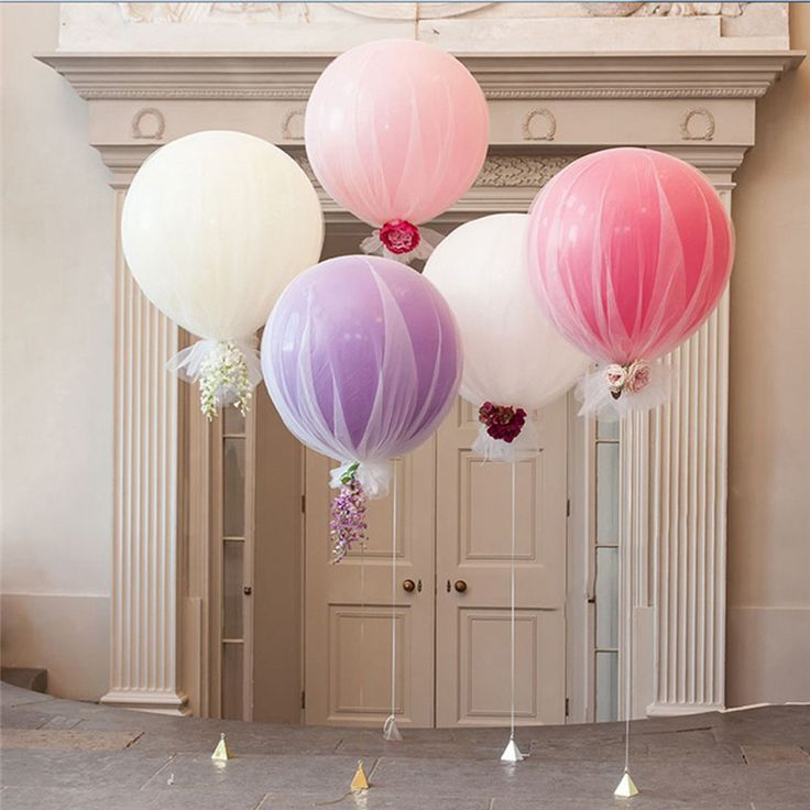 36 Inch Huge Latex Balloons Super Big Round Balloon For Party Birthday Wedding Decoration  #Affiliate