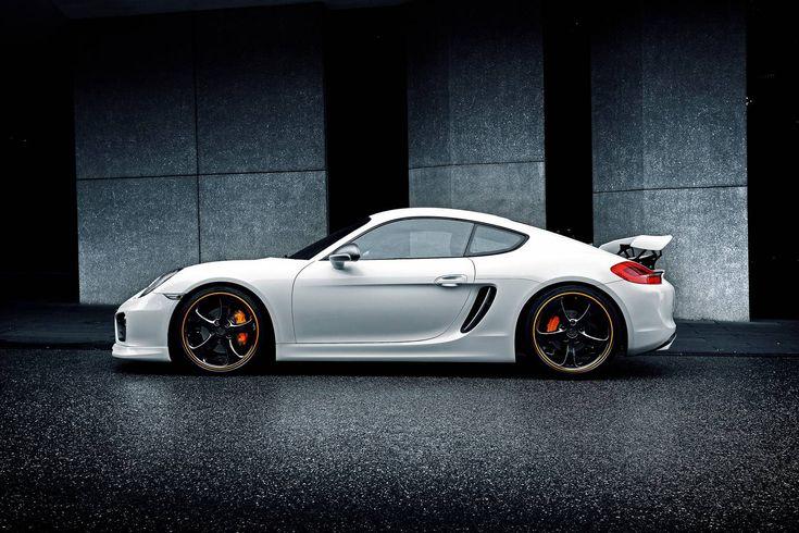 Techart Updates Porsche Cayman Program With New Rear