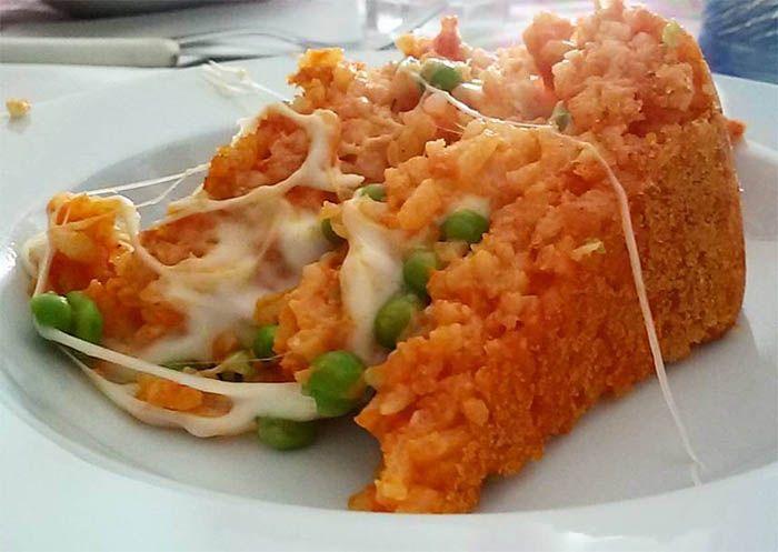 Ricetta sartù di riso napoletano al forno e le sue origini--