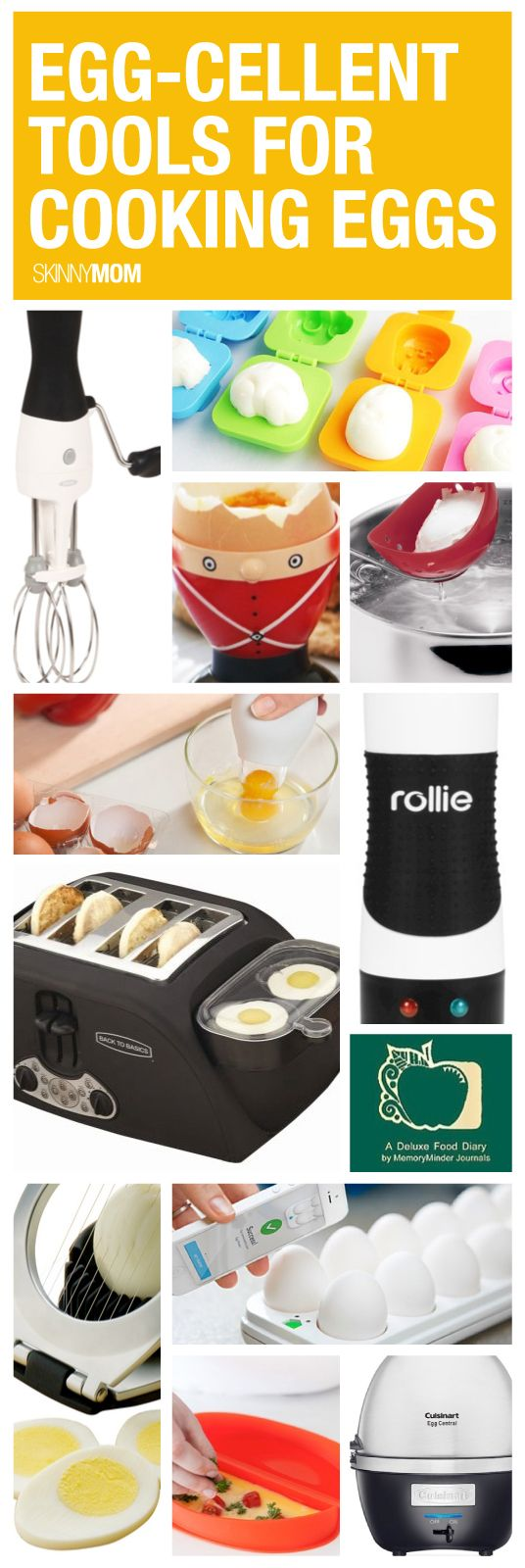 I have the Back to Basics toaster/egg cooker. AWESOME!!!! You can make you own egg McMuffins easily. I hard boil eggs in mine, too.
