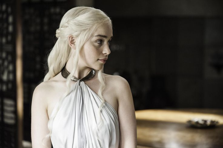 Daenerys Targaryen > 4x05 - First of His Name