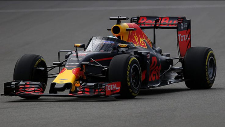"Red Bull RB12 ""Aeroscreen"" - TAG Heuer"