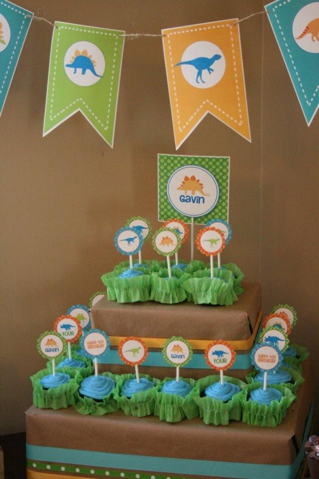 162 best Dinosaurios images on Pinterest Birthdays Birthday party