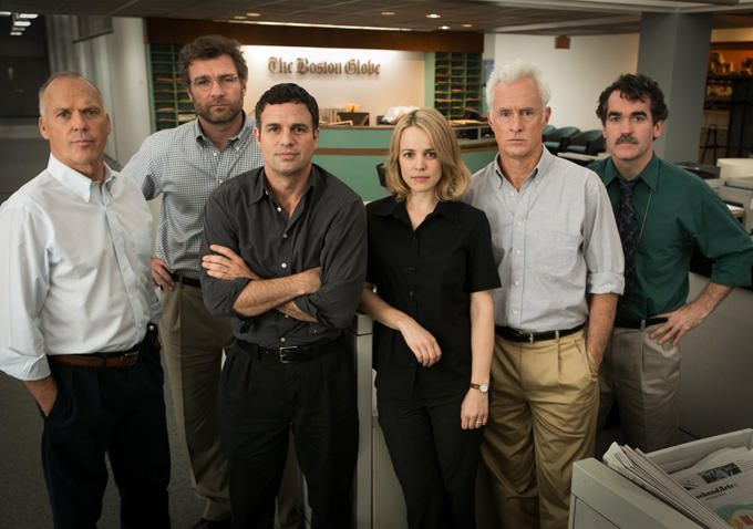 A film as passionate about the exposure of the corruption of one institution as it is ferociously proud of the integrity that can be shown by another. Spotlight review in Indiewire.