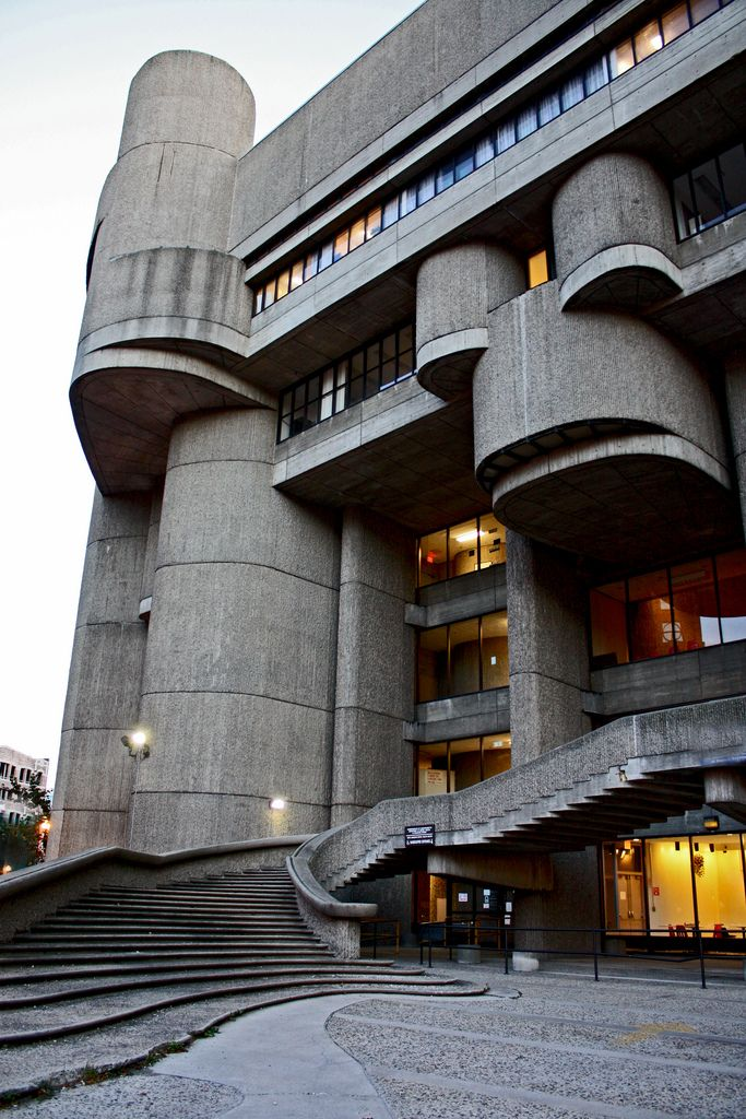 Massachusetts Government Service Center by Paul Rudolph