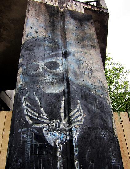 Street Art, Bristol, UK by buttonpresser
