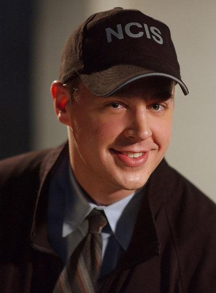 Sean Murray como o Agente Especial Timothy McGee em NCIS