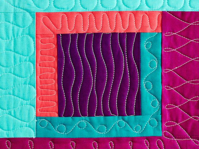 339 best Quilting - Free Motion images on Pinterest | Cushions ... : guidelines for quilting - Adamdwight.com
