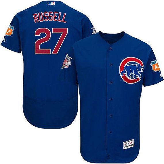 new style 2365e 8af6b chicago cubs 14 banks blue pinstripe throwback jersey