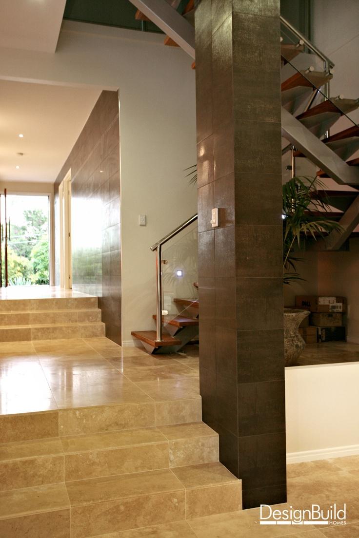 Internal Stairwell.
